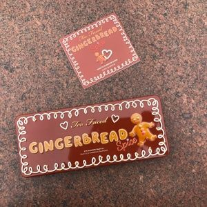🌟Too Faced Gingerbread Spice Eye Shadow Palette